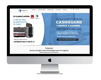 Telsystem y CashGuard | Estratedi, Empresa de Marketing en Las Rozas
